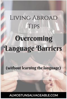 Living Abroad tips