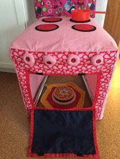 makerist - Spielküche aus Baumwollstoff - DIY-Projekte - 2