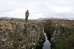 Thingvellir national park - part of the Golden Circle in Iceland and a must see!