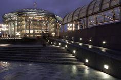 House of music - Simes S.p.A. luce per l'architettura