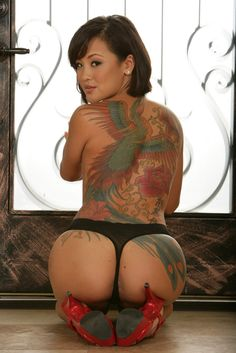 Apologise, but, asian nude Ass girls tattoo will not