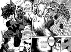 Boku no Hero Academia - MANGA - Lector - TuMangaOnline