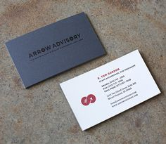 Arrow Advisory by Fuzzco. The way the logo incorporates into the company name is so clever.