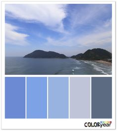 Sky, Beach, Coloryear, Colors