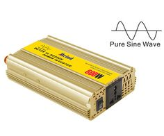 600W DC 12V to AC 220V USB Mobile Car Power-Inverter converter