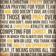 Praise Him when you win, Praise Him when you lose.