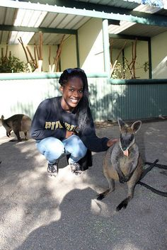 September 11, 2013: CAPA Sydney Study Abroad Alumna Interview - Doriane Ngantou