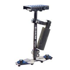 Glidecam XR-500 (XR500) iGlide Stabiliser for GoPro Hero / Hero 2 and Hero 3, Contour, Powershot, Rollei, Olympus, Nikon Coolpix, iPhone etc