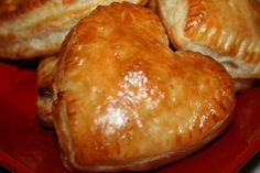 Puff Pastry Cheesy Love