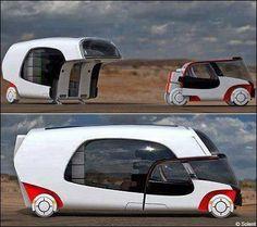 Amazing Camping Car