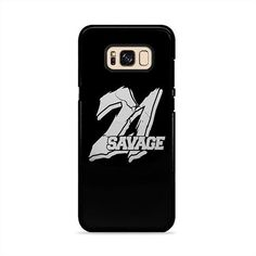 21 Savage Logo Samsung Galaxy S8 Plus Case | Caserisa