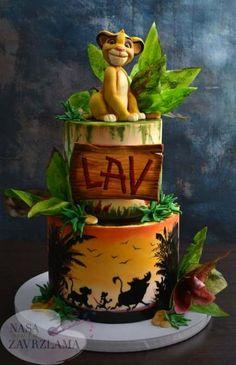 Trendy Birthday Cake For Boys Disney 24+ Ideas #cake #birthday