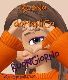 Buona Domenica ⋆ Toghigi♥Paper