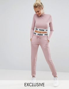 Puma Exclusive To ASOS Sweat Pants Co Ord