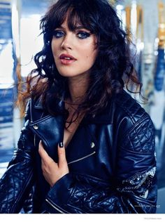 Downtown Abbey Star Jessica Brown Findlay Poses for Marc Hom in Tatler Shoot