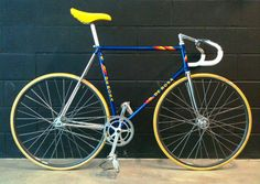 De Rosa Vintage Track Bike on Bike Showcase