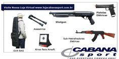 Produtos que você encontra na Cabana Sport