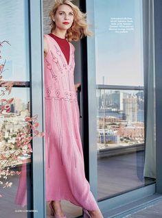 Claire Danes @ Harper's Bazaar  Photographed by Alexi Lubomirski