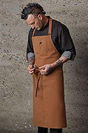Rockford Chefs Bib Apron [ABCKV003]