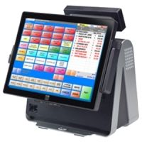 Restaurant POS Systems Our restaurant POS systems provide fast operation and accurate order taking for table service, fine dining restaurants, fast food establishments, coffee shops, pizza parlors, cafeterias and all other types of restaurants. The POS Warehouse carries Aldelo POS Systems and pcAmerica Restaurant Pro Express POS Systems.