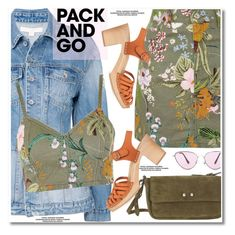 """""""Pack and Go: Paris Fashion Week"""" by paculi ❤ liked on Polyvore featuring Jonathan Simkhai, Topshop, Forever 21, parisfashionweek and Packandgo"""