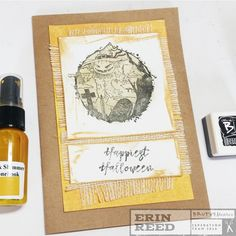 Hi all Erin here, Brutus Monroe will be launching their newest stamps designed…