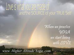 Higher Altitude Yoga - Higher Altitude Yoga Home page - Vinyasa Flow Studio in East Mountains of Albuquerque, NM Inspirational Wisdom Quotes, Spiritual Quotes, Yoga Master, Yoga Flow, Fun Workouts, Self, Spirituality, Healing, Mountains