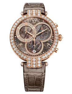 Harry-Winston-Premier-chronograph ladies diamond