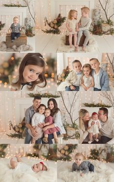 2017 Holiday Mini Sessions - Retainer / Sarah Martin Photography