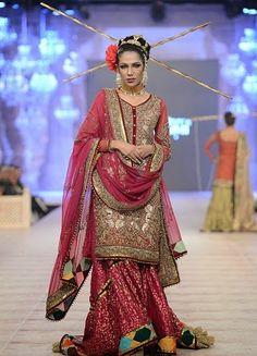 Fahad Hussayn Bridal Wear