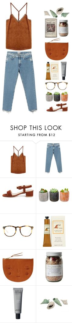 """""""el scorcho"""" by vices-virtues ❤ liked on Polyvore featuring Acne Studios, Maryam Nassir Zadeh, Shop Succulents, Linda Farrow, Crabtree & Evelyn, Donna Wilson, Zoet Bathlatier and Baudelaire"""