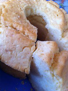 Bolo de Pão de queijo!