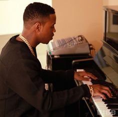 Interview with R&B singer Jeremih