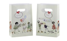 Belle and Boo Party Bags