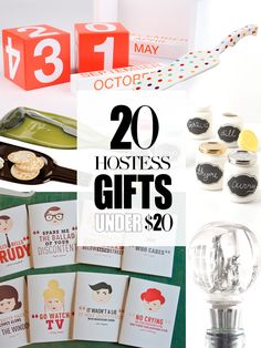 25 hostess gifts that are better than a bottle of wine