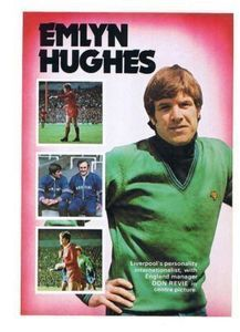 TOPICAL Times Annual Emlyn Hughes, Football Pictures, Crazy Horse, Liverpool Fc, My Childhood, Legends, Times, Baseball Cards, Photos