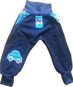Coole Jungen Baby Hose Gr. 74/80 von MiniDreams auf DaWanda.com