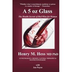 A 5 oz Glass The Health Secrets of Red Wine for Women (Kindle Edition)  http://www.picter.org/?p=B006WP4760