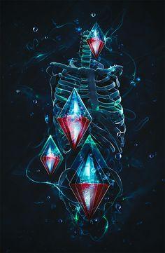 Cardiac Arrest by ianvicknair.deviantart.com on @deviantART
