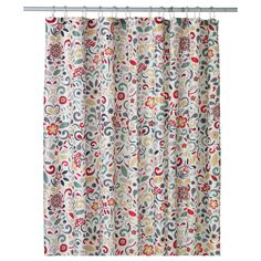 ÅKERKULLA Shower curtain - IKEA Use if need to separate spaces for privacy in the loft, or for windows, or to separate from the kids alcove.  Maybe too busy though when paired with the duvet.