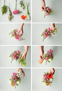 Make This: DIY Mother's Day Bouquet   Paper and Stitch
