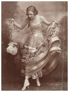 Irene Castle, 1910 by vivian