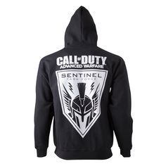 Gamer heaven - Call of Duty Advanced Warfare Black Soldier Sentinel Hoodie , $60.48 (http://www.gamer-heaven.net/call-of-duty-advanced-warfare-black-soldier-sentinel-hoodie/)