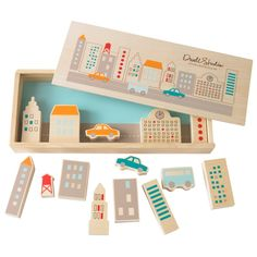 DwellStudio Kids Toys Creative Play Set Skyline #laylagrayce Mothers Love Free Information on how to (Make Money Online) http://ibourl.com/1nss