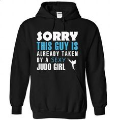 This guy is Taken by a Judo Girl - #cool t shirts #womens hoodie. CHECK PRICE => https://www.sunfrog.com/LifeStyle/Taken-by-a-Judo-Girl-5488-Black-21201479-Hoodie.html?id=60505