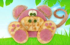 Kids' Monkey Snack