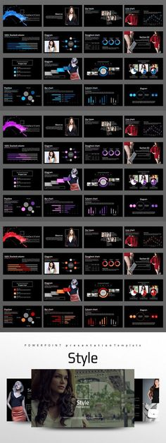 29+ red black work summary PowerPoint templates Pinterest - Summary Report Template
