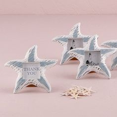 Weddingstar X8460 Sample Small Wooden Starfish Photo Frames ** Check out this great product.