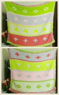 Doppelseitige Baby Decke Double-sided baby blanket