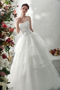 spring wedding dresses 2013